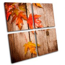 Autumn Leaves  Floral - 13-1356(00B)-MP01-LO